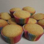 Mrkvovo-banánové muffiny