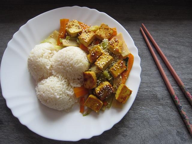 Marinované tofu