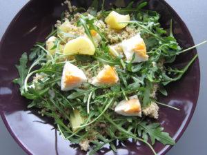 Quinoový salát